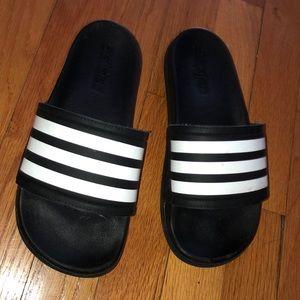 Adidas Foam Slides